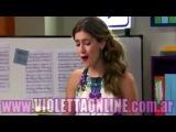 Violetta 2 : Angie canta Habla si puedes (Clara Alonso)