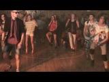 Новогодний танец в школе 28.12.12